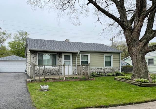7733 Beech Avenue, Hammond, IN 46324 (MLS #492601) :: McCormick Real Estate
