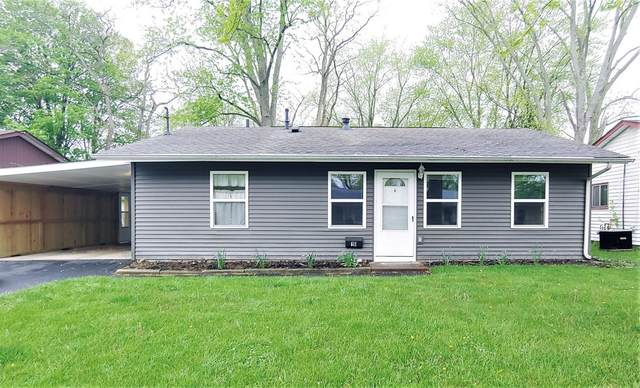 611 Parkside Avenue, Valparaiso, IN 46383 (MLS #492641) :: McCormick Real Estate