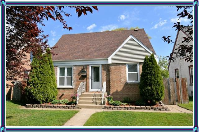 909 175th Street, Hammond, IN 46324 (MLS #492645) :: McCormick Real Estate