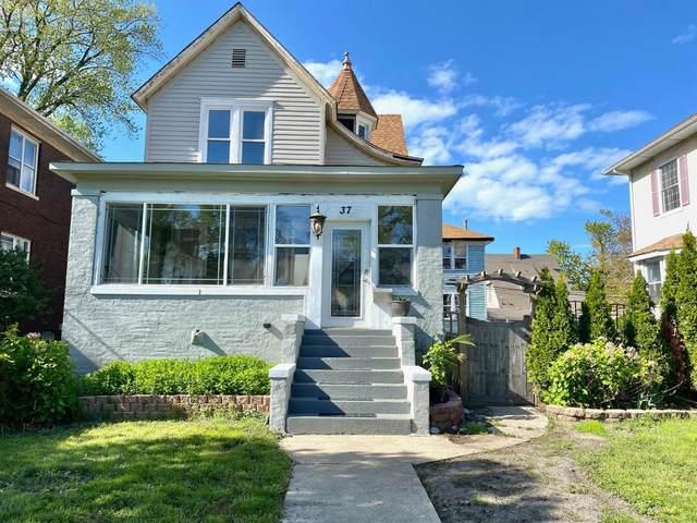 35 Warren Street, Hammond, IN 46320 (MLS #492652) :: McCormick Real Estate