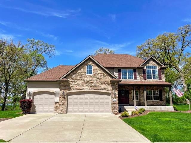 7040 Boardwalk Circle, Crown Point, IN 46307 (MLS #492654) :: Rossi and Taylor Realty Group