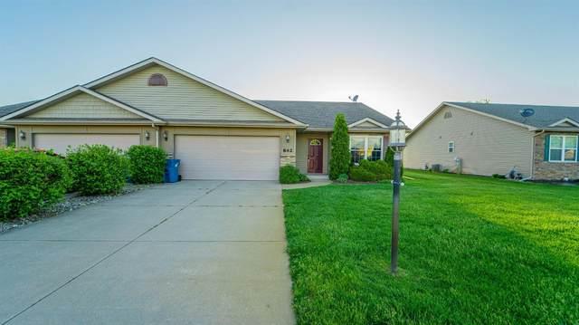 842 Daisy Circle NE, Demotte, IN 46310 (MLS #492673) :: McCormick Real Estate