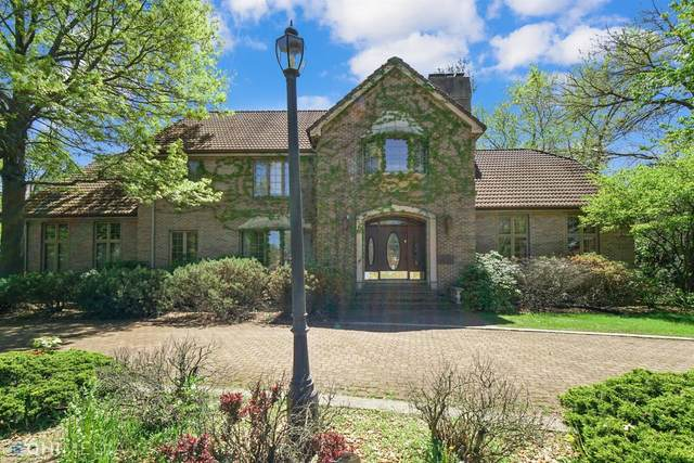 1421 Prestwick Drive, Schererville, IN 46375 (MLS #492819) :: McCormick Real Estate