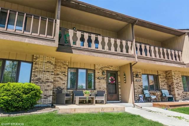 972 Jordan Circle, Schererville, IN 46375 (MLS #492863) :: McCormick Real Estate