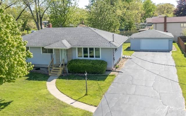 2727 Hart Street, Dyer, IN 46311 (MLS #492891) :: McCormick Real Estate