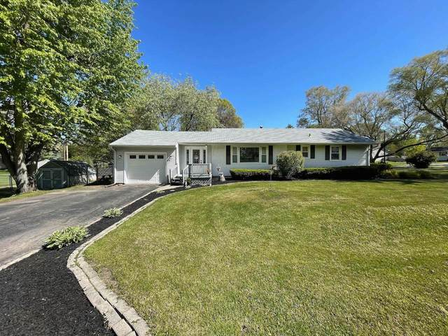 1217 Hilltop Court, Lowell, IN 46356 (MLS #492938) :: McCormick Real Estate