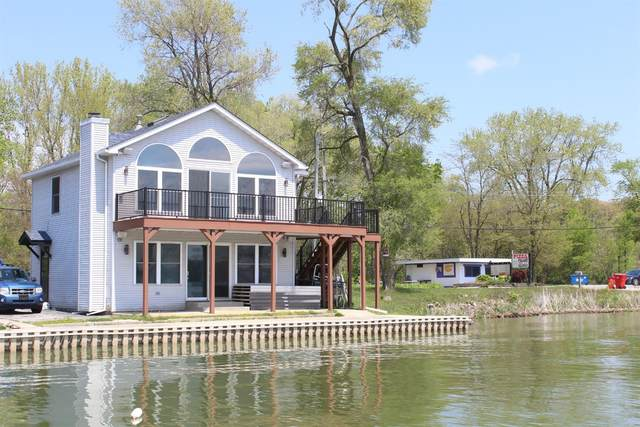 7717 Lake Shore Drive, Cedar Lake, IN 46303 (MLS #492972) :: McCormick Real Estate