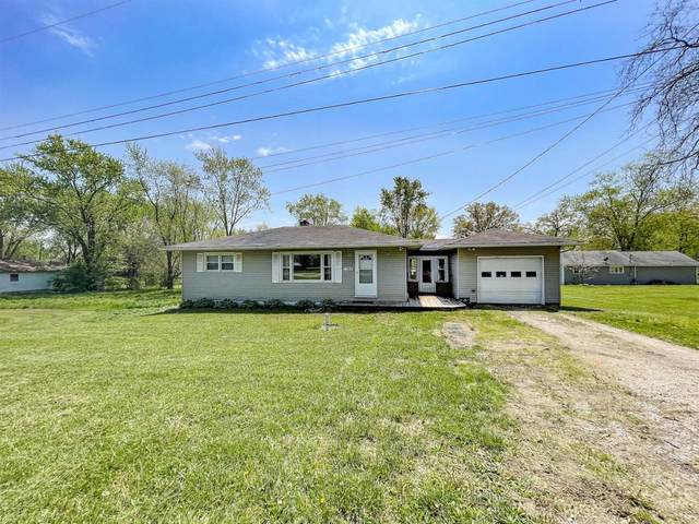 1759 W 53rd Avenue, Merrillville, IN 46410 (MLS #492978) :: McCormick Real Estate