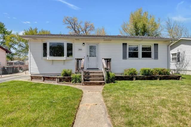 368 N Wilson Street, Hobart, IN 46342 (MLS #493025) :: McCormick Real Estate
