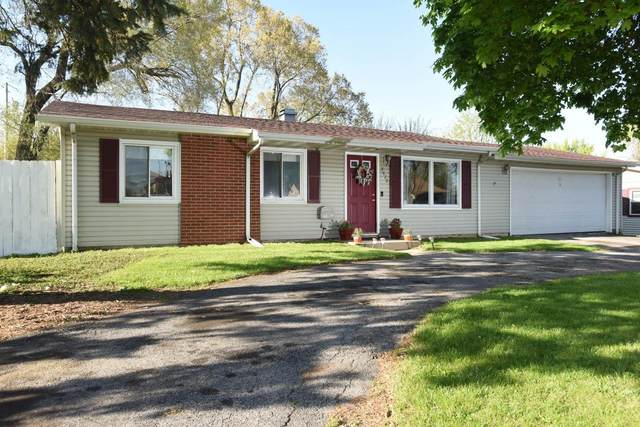 3820 W 80th Avenue, Merrillville, IN 46410 (MLS #493032) :: McCormick Real Estate