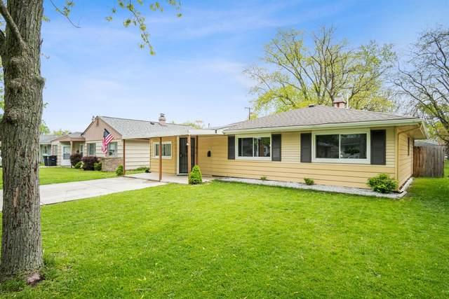 109 N Wilson Street, Hobart, IN 46342 (MLS #493035) :: McCormick Real Estate