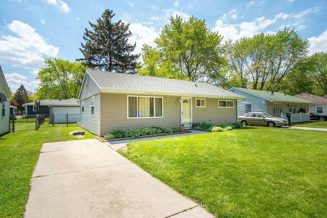 301 W 8th Street, Hobart, IN 46342 (MLS #493074) :: McCormick Real Estate