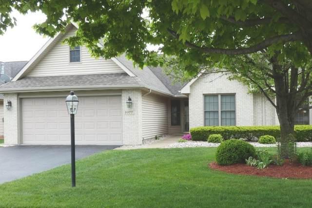 1077 Wildwood Lane, Schererville, IN 46375 (MLS #493086) :: McCormick Real Estate