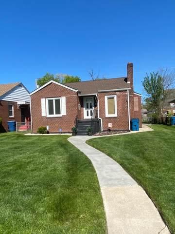 1035 Morton Street, Gary, IN 46404 (MLS #493173) :: McCormick Real Estate