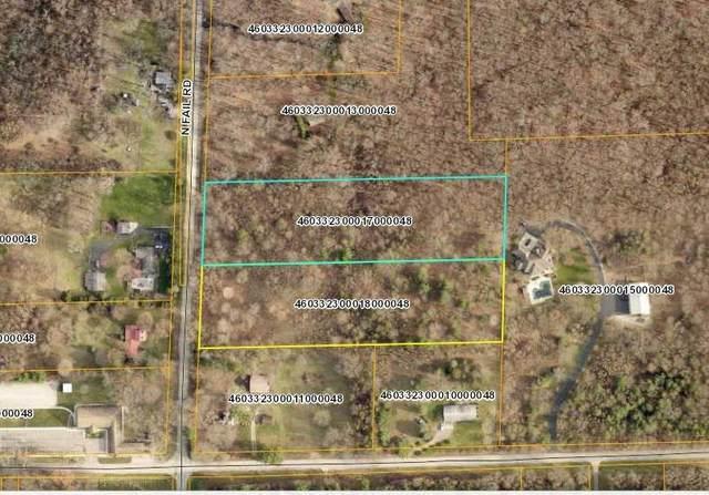 0 N Fail Road, Laporte, IN 46350 (MLS #493235) :: McCormick Real Estate