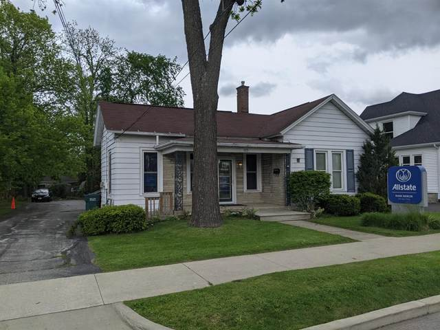 829 Lincolnway, Valparaiso, IN 46383 (MLS #493265) :: McCormick Real Estate