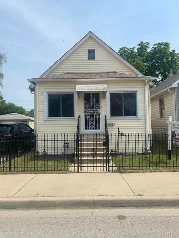 1139 Michigan Street, Hammond, IN 46320 (MLS #494138) :: McCormick Real Estate