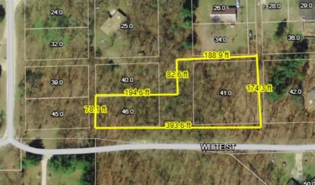 100 White Street, San Pierre, IN 46374 (MLS #494275) :: McCormick Real Estate