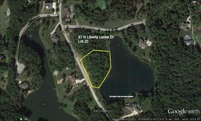 87 N Liberty Lakes Drive, Valparaiso, IN 46385 (MLS #494338) :: Lisa Gaff Team