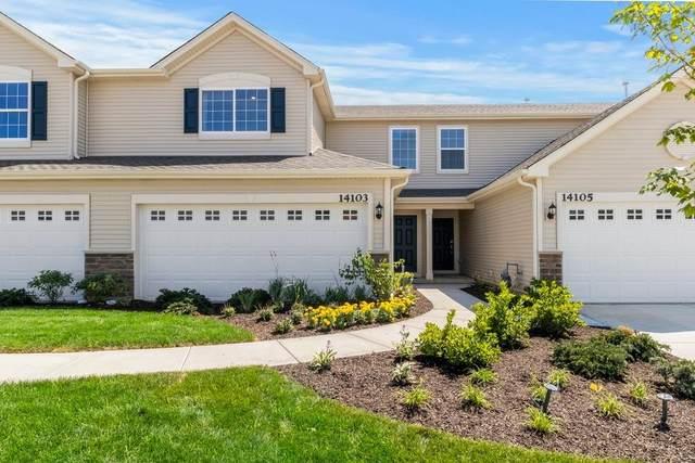 14141 Magnolia Street, Cedar Lake, IN 46303 (MLS #494474) :: McCormick Real Estate