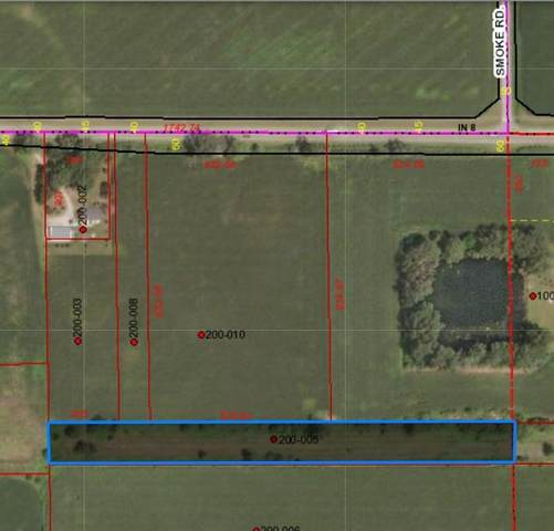8 W State Road 8, Kouts, IN 46347 (MLS #494693) :: McCormick Real Estate