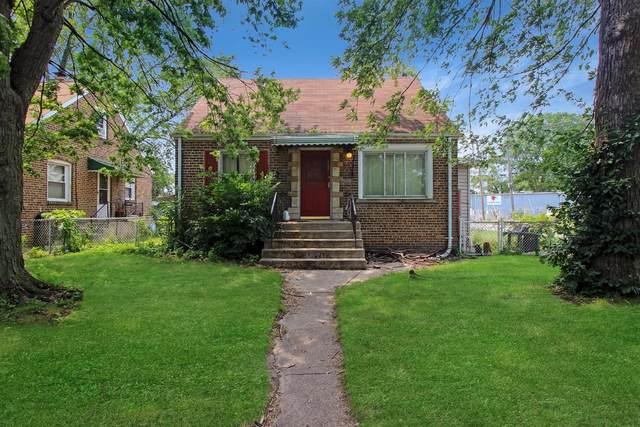6704 Osborn Avenue, Hammond, IN 46323 (MLS #494753) :: McCormick Real Estate