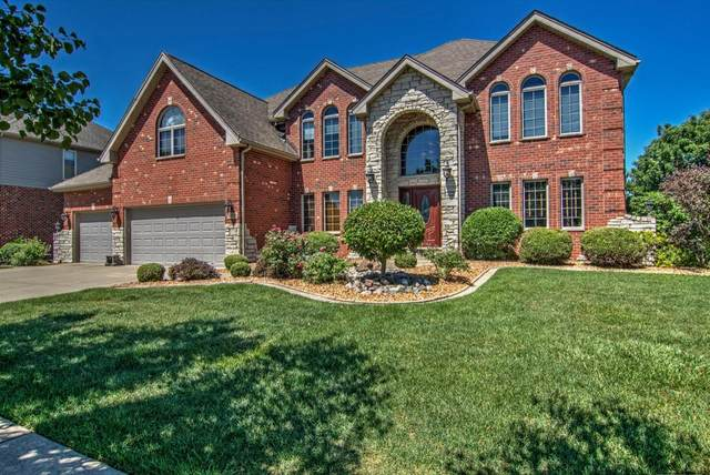 8752 Overlook Pt., St. John, IN 46373 (MLS #494887) :: Rossi and Taylor Realty Group