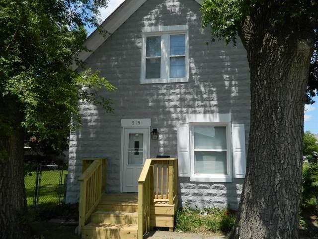 919 150th Street, Hammond, IN 46327 (MLS #494900) :: McCormick Real Estate