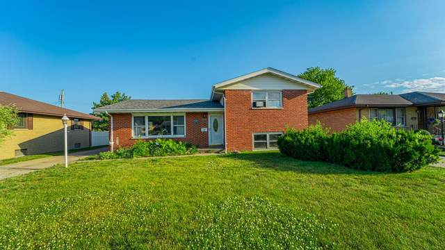 3646 Manor Drive, Highland, IN 46322 (MLS #494910) :: Rossi and Taylor Realty Group