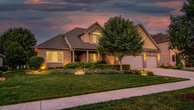 3521 Prairie Drive, Dyer, IN 46311 (MLS #494938) :: Rossi and Taylor Realty Group