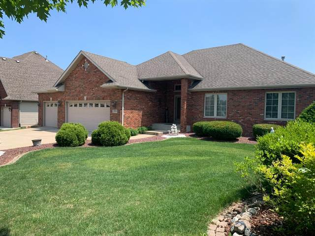 2709 Howard Castle Drive, Dyer, IN 46311 (MLS #495043) :: Rossi and Taylor Realty Group