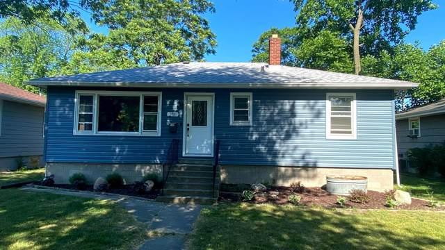 211 N Elmer Street, Griffith, IN 46319 (MLS #495063) :: McCormick Real Estate