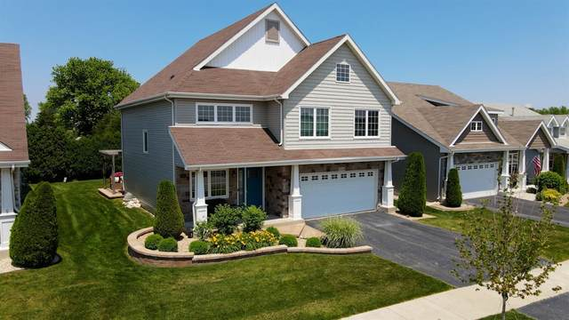 7934 W 101st Place, Crown Point, IN 46307 (MLS #495125) :: McCormick Real Estate