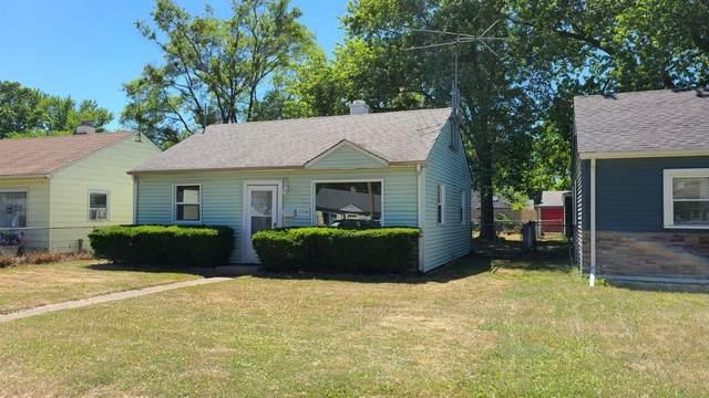 7516 Birch Avenue, Hammond, IN 46324 (MLS #495129) :: Lisa Gaff Team