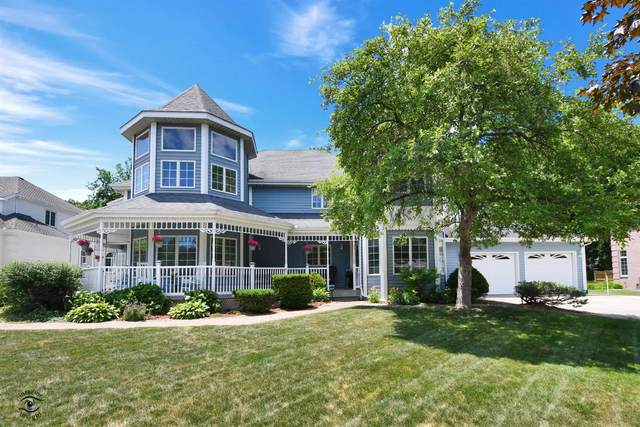 465 Morningside Drive, Crown Point, IN 46307 (MLS #495160) :: McCormick Real Estate