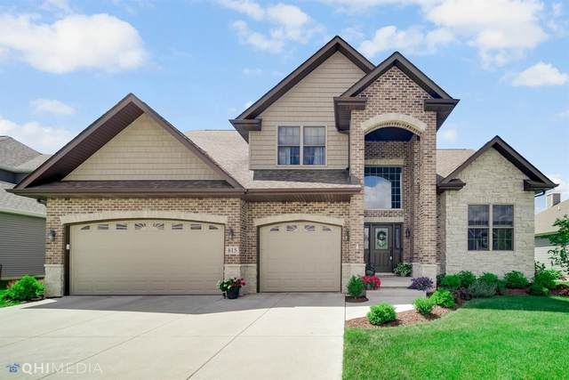 815 Copper Creek Drive, Crown Point, IN 46307 (MLS #495202) :: McCormick Real Estate