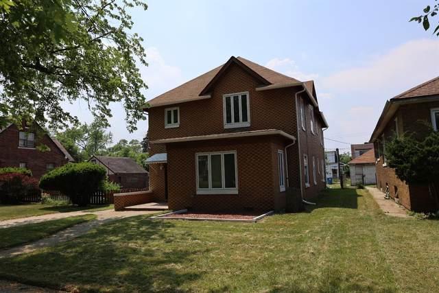 3544 Jefferson Street, Gary, IN 46408 (MLS #495205) :: McCormick Real Estate