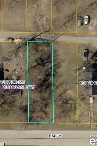 0 Emily Street, Michigan City, IN 46360 (MLS #495246) :: McCormick Real Estate