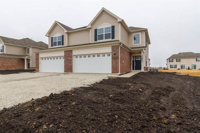 1852 E 110th Lane, Crown Point, IN 46307 (MLS #495254) :: McCormick Real Estate