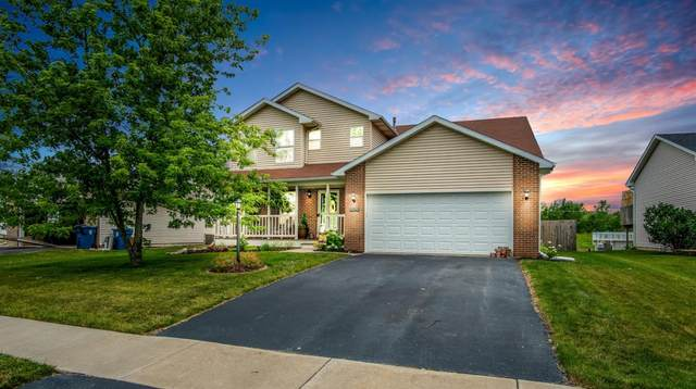 8590 E 123rd Place, Crown Point, IN 46307 (MLS #495270) :: McCormick Real Estate