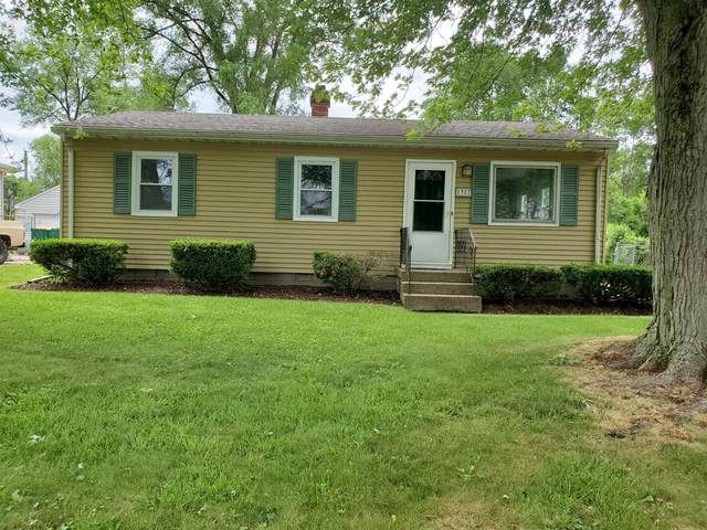 1317 W 61st Place, Merrillville, IN 46410 (MLS #495301) :: Lisa Gaff Team