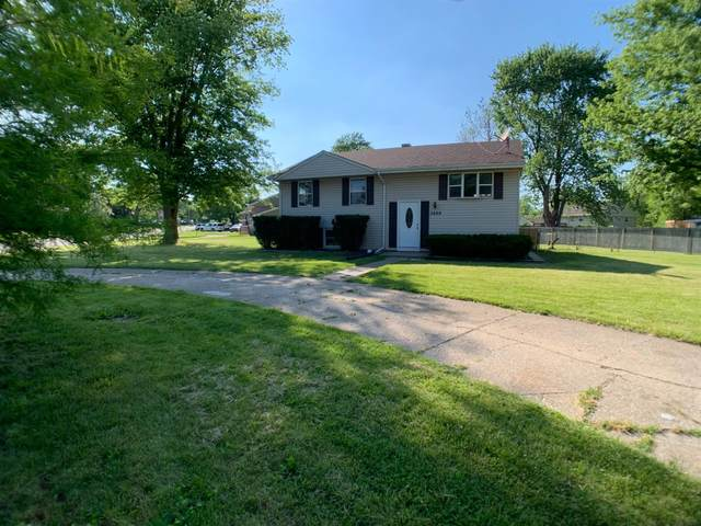 3600 W 78th Place, Merrillville, IN 46410 (MLS #495535) :: McCormick Real Estate