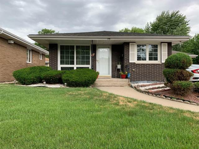 1736 Waite Street, Gary, IN 46404 (MLS #495606) :: McCormick Real Estate