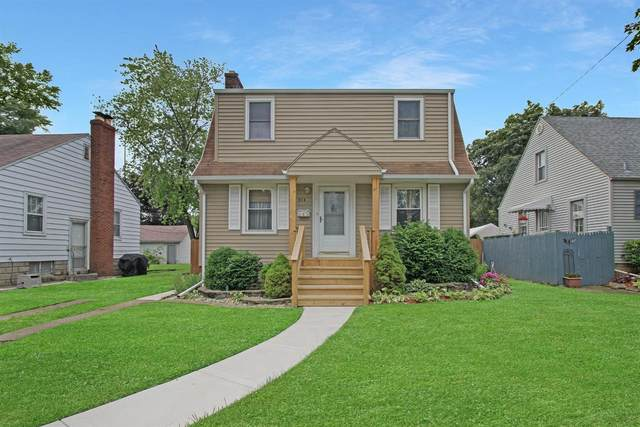 914 176th Street, Hammond, IN 46324 (MLS #495633) :: McCormick Real Estate