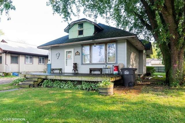 3321 E 20th Avenue, Lake Station, IN 46405 (MLS #495783) :: McCormick Real Estate