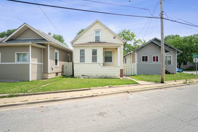 5407 Howard Avenue, Hammond, IN 46320 (MLS #495853) :: McCormick Real Estate