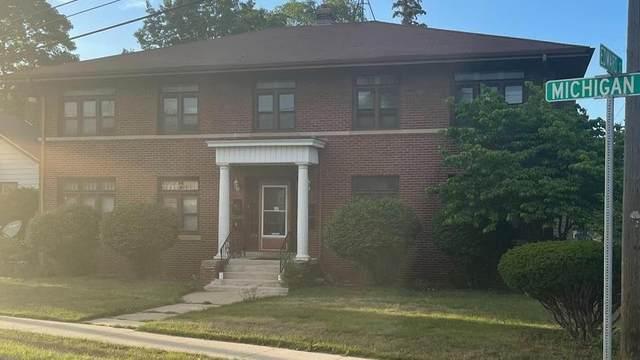 1716 E Michigan Boulevard, Michigan City, IN 46360 (MLS #495967) :: Lisa Gaff Team