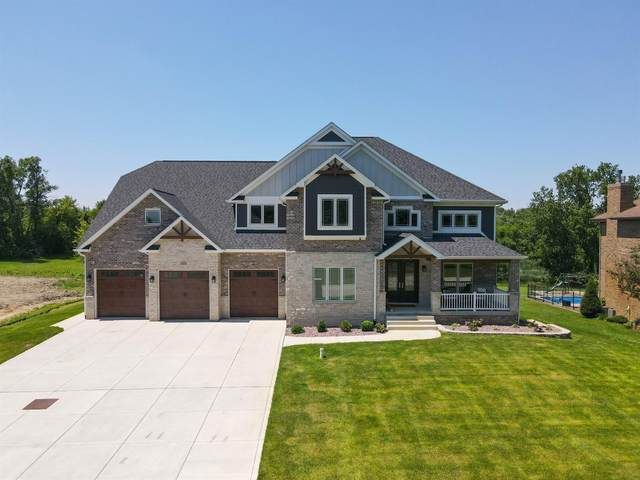12976 Baker Court, Crown Point, IN 46307 (MLS #495989) :: McCormick Real Estate