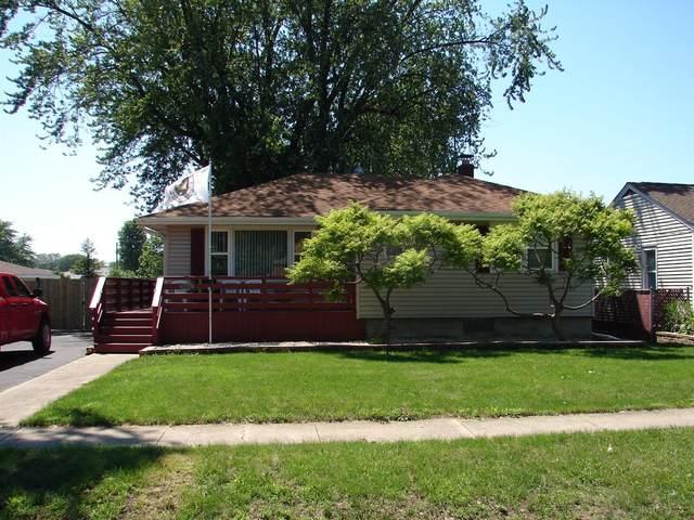 8920 Hook Street, Highland, IN 46322 (MLS #496016) :: McCormick Real Estate