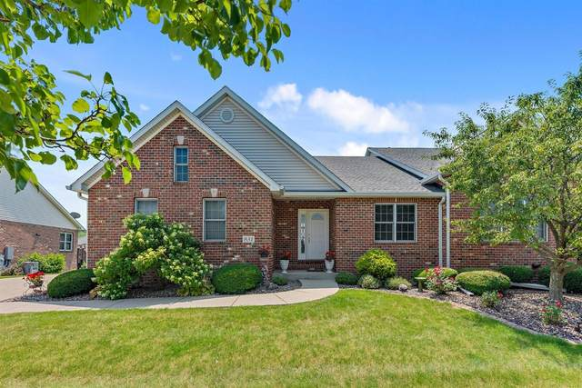 831 Shannon Drive, Crown Point, IN 46307 (MLS #496051) :: McCormick Real Estate